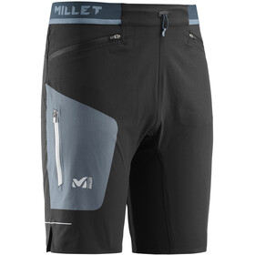 Millet LTK Speed Long Shorts Herrer, noir/orion blue